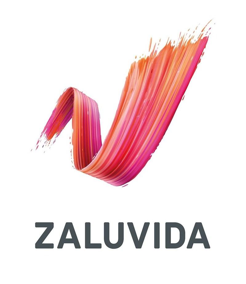 Zaluvida logo (PRNewsfoto/Zaluvida)