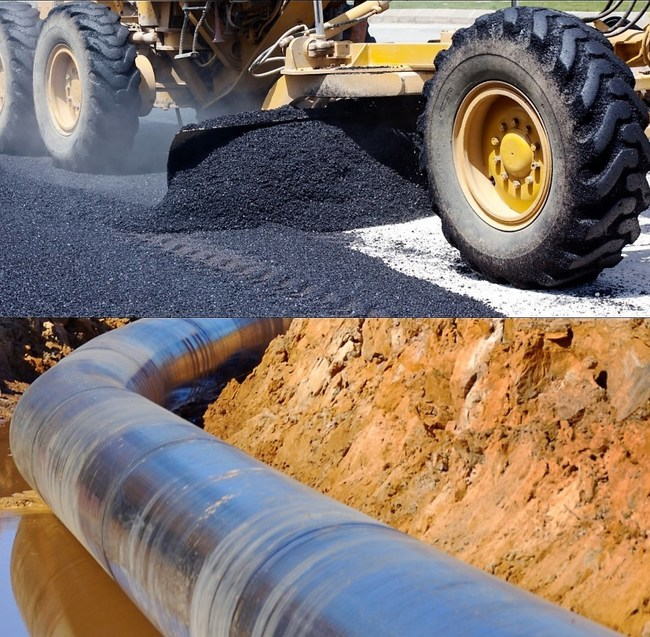 Road and Water Infrastructure Projects at George, WA