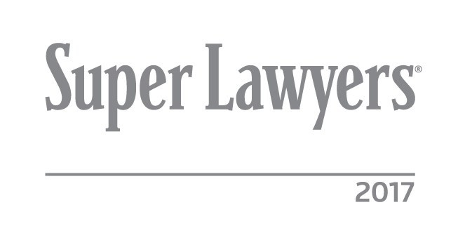 Carrie Schultz & Marc Poles were awarded as a Super Lawyer and a Super Lawyer-Rising Star, respectively.