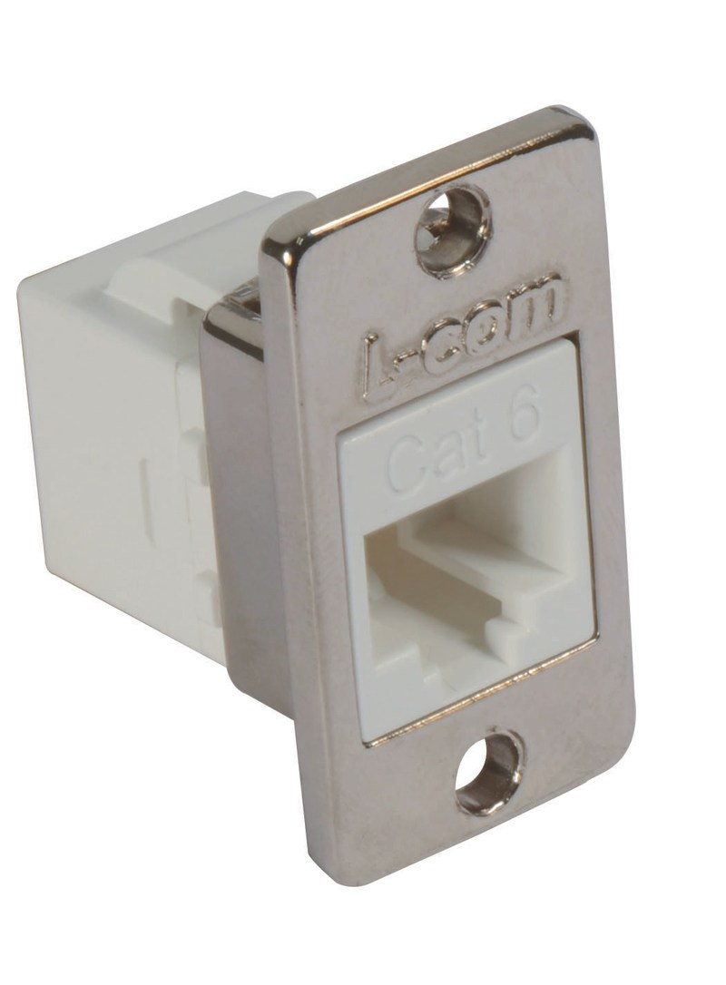 ECF Panel-Mount RJ45 Mini-Coupler