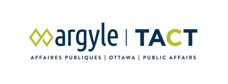 Argyle TACT Public Affairs (CNW Group/Argyle Public Relationships)