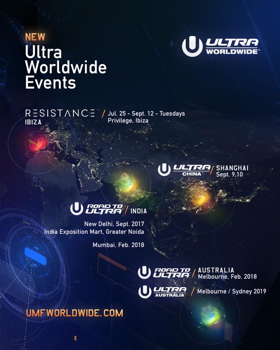 (PRNewsfoto/ULTRA Worldwide)