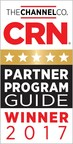 D-Link Awarded 5-Star Rating in CRN's 2017 Partner Program Guide