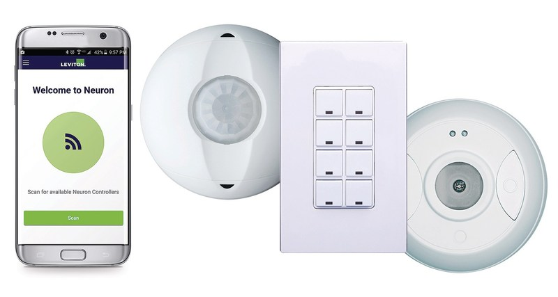 Leviton's new control system is engineered to provide advanced wireless control to LED retrofits using Philips(R) InstantFit LED lamps with EasySmart technology.
