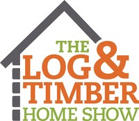 The Log & Timber Home Show Logo