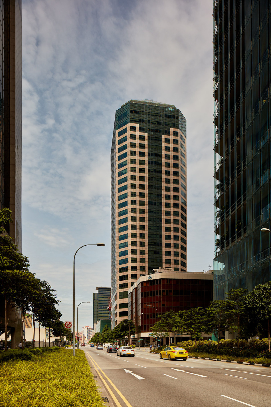 Manulife Acquires 8 Cross Street In Singapore (CNW Group/Manulife Financial Corporation)