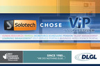 Solotech Chose VIP integrated system (CNW Group/DLGL Technologies Corporation)