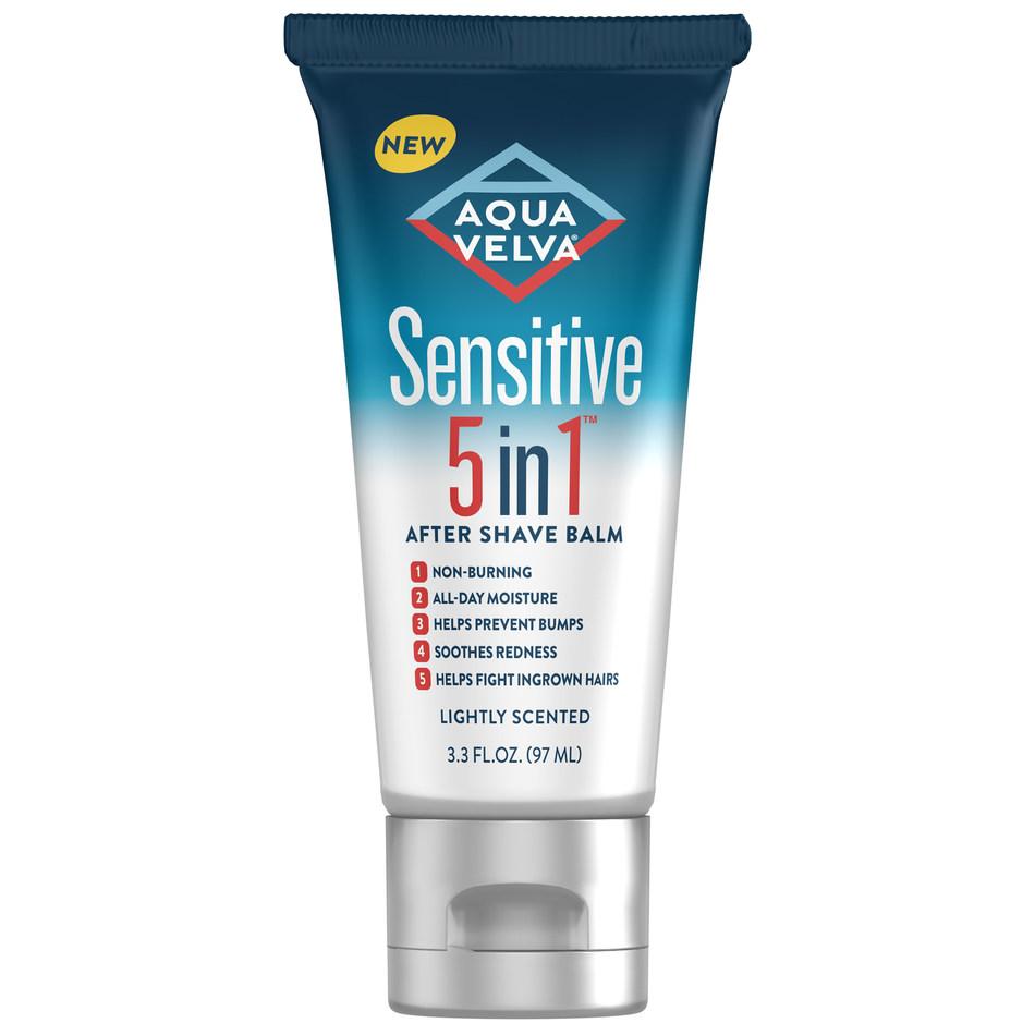 Aqua Velva 5-in-1 Sensitive After Shave Balm
