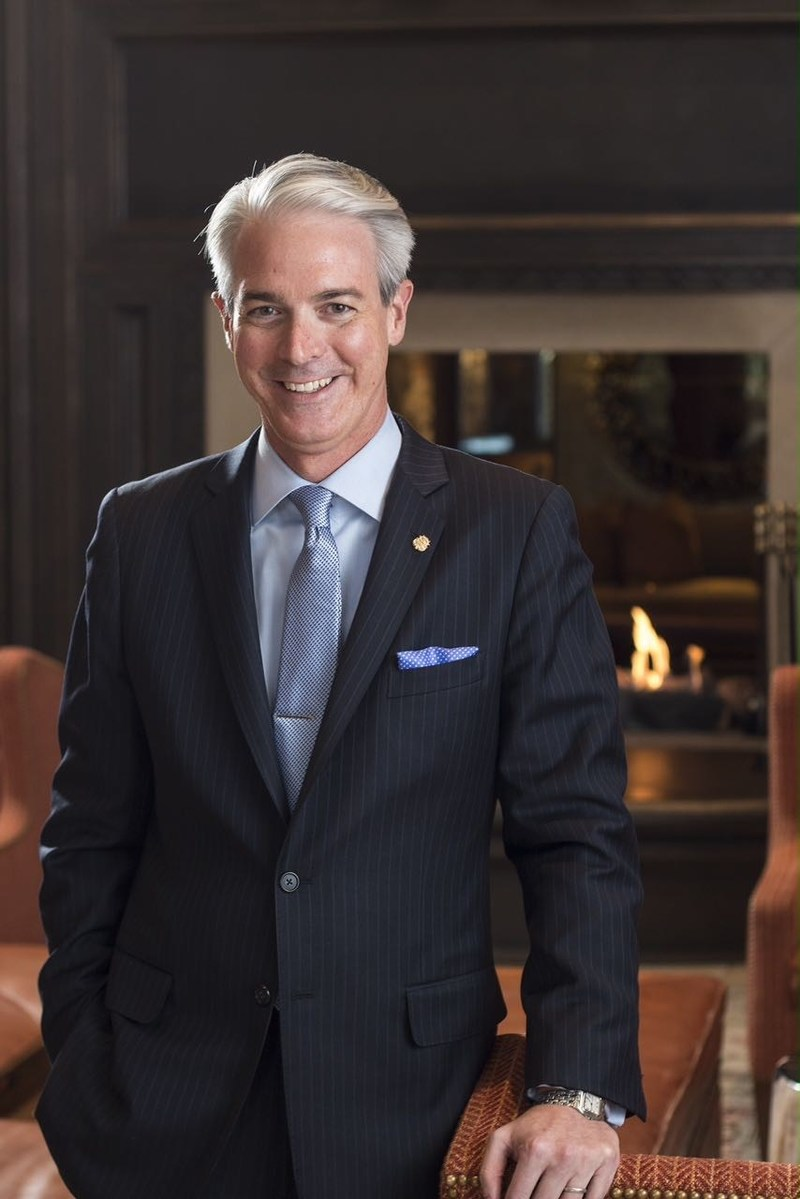 Edward Shapard, Managing Director of Hospitality, Timbers Resorts