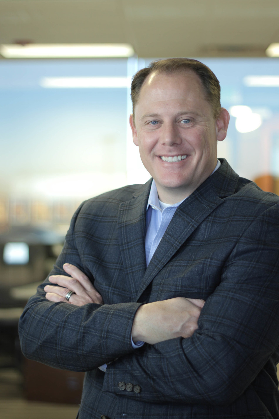 Jason Beardall, President, England Logistics