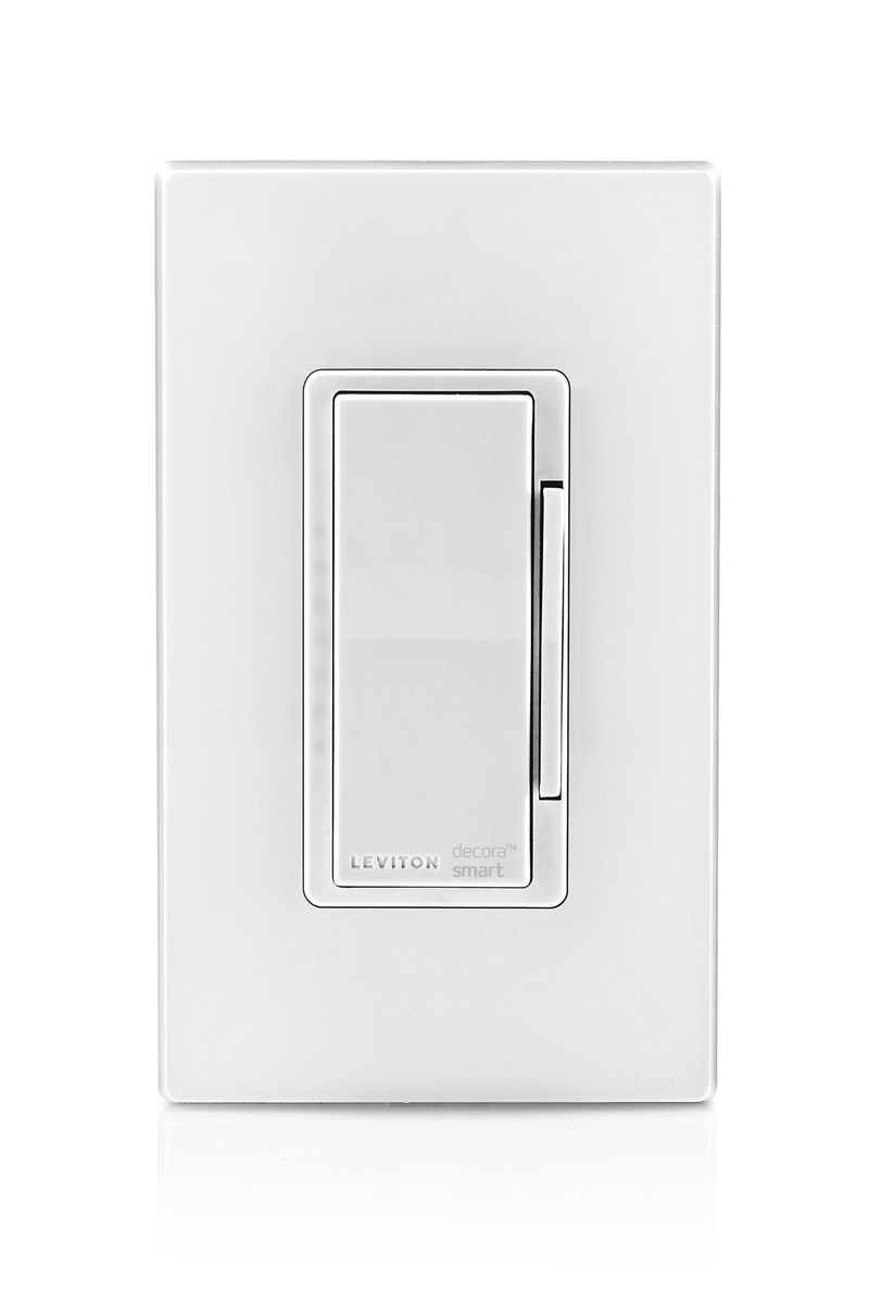 Leviton Apple HomeKit-enabled Decora Smart™ Lighting Controls Now ...