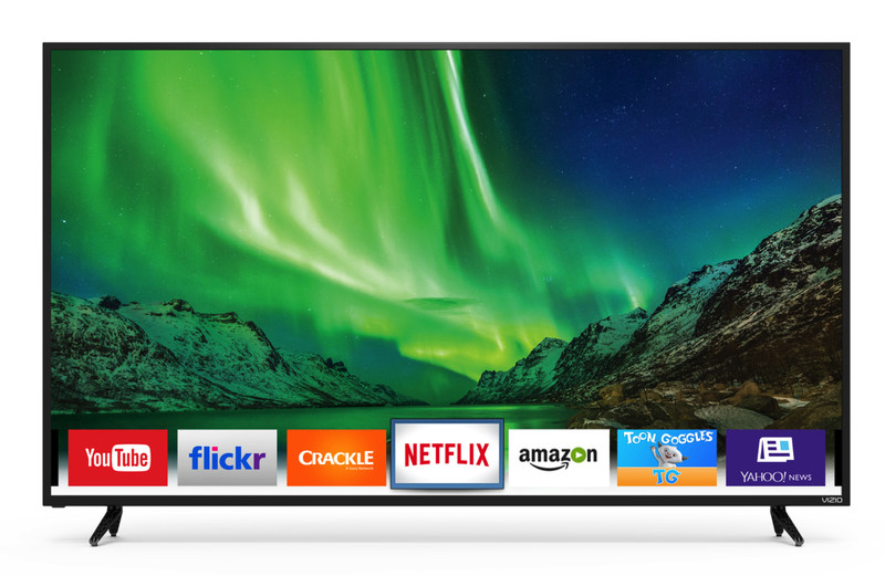 VIZIO unveils all-new 2017 D-Series Smart TV collection to Canada, highlighted by 4K Ultra HD in select models. The new lineup comes just in time for hockey playoffs and offers easy access to popular apps like Amazon Prime Video, Netflix and YouTube through VIZIO Internet Apps Plus.