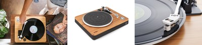 House Of Marley Debuts Brand-First, Sustainably Designed Turntable 'Stir It Up' On Earth Day
