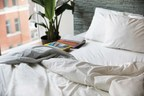 Merchant Sons offers a full line of bed linens in a unique blend of Tencel and long staple cotton to keep you cool on warm summer nights and manage moisture (CNW Group/Merchant Sons)