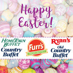 Ovation Brands® and Furr's Fresh Buffet® Serve an Easter Feast With Special Holiday Menu on April 16