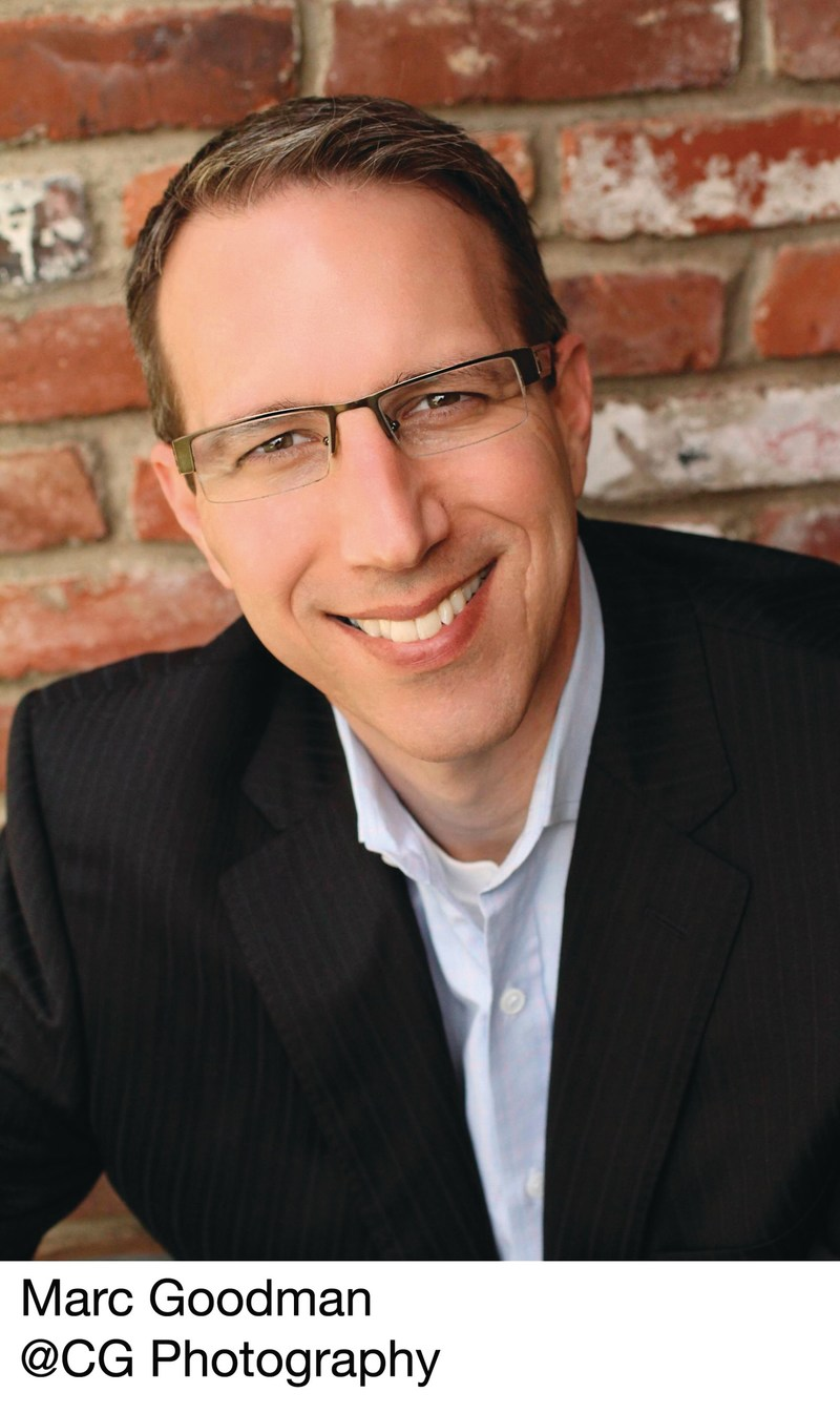 Future Crimes Institute founder and global strategist Marc Goodman to join Discovery 2017 (CNW Group/Ontario Centres of Excellence Inc.)