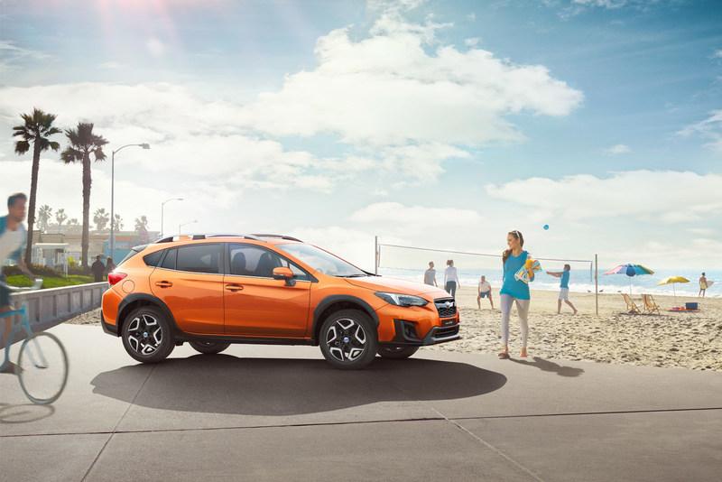 2018 Subaru Crosstrek (CNW Group/Subaru Canada Inc.)