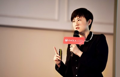 Zhang Lei, CEO of NetEase Kaola
