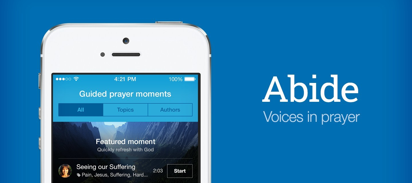 Four Million Turn to Guided Christian Meditation App for Relief of ...