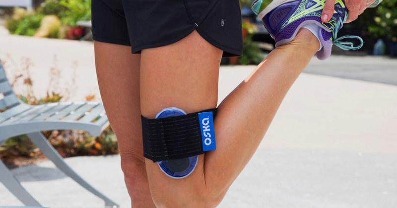 Oska Pulse: Wearable, Portable, Pain Relief Device