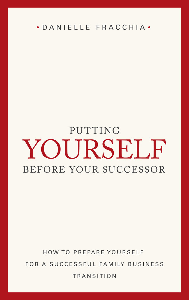 Putting Yourself Before Your Successor Book Cover
