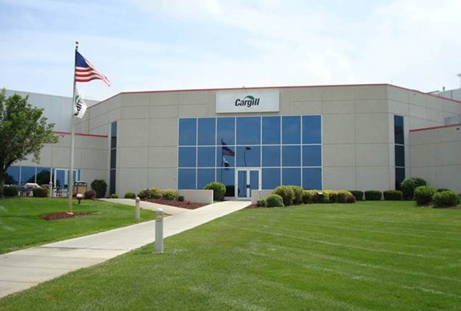 Cargill cooked meats facility in Columbus