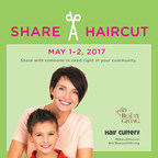 May Share-A-Haircut Campaign to Support Victims of Domestic Violence