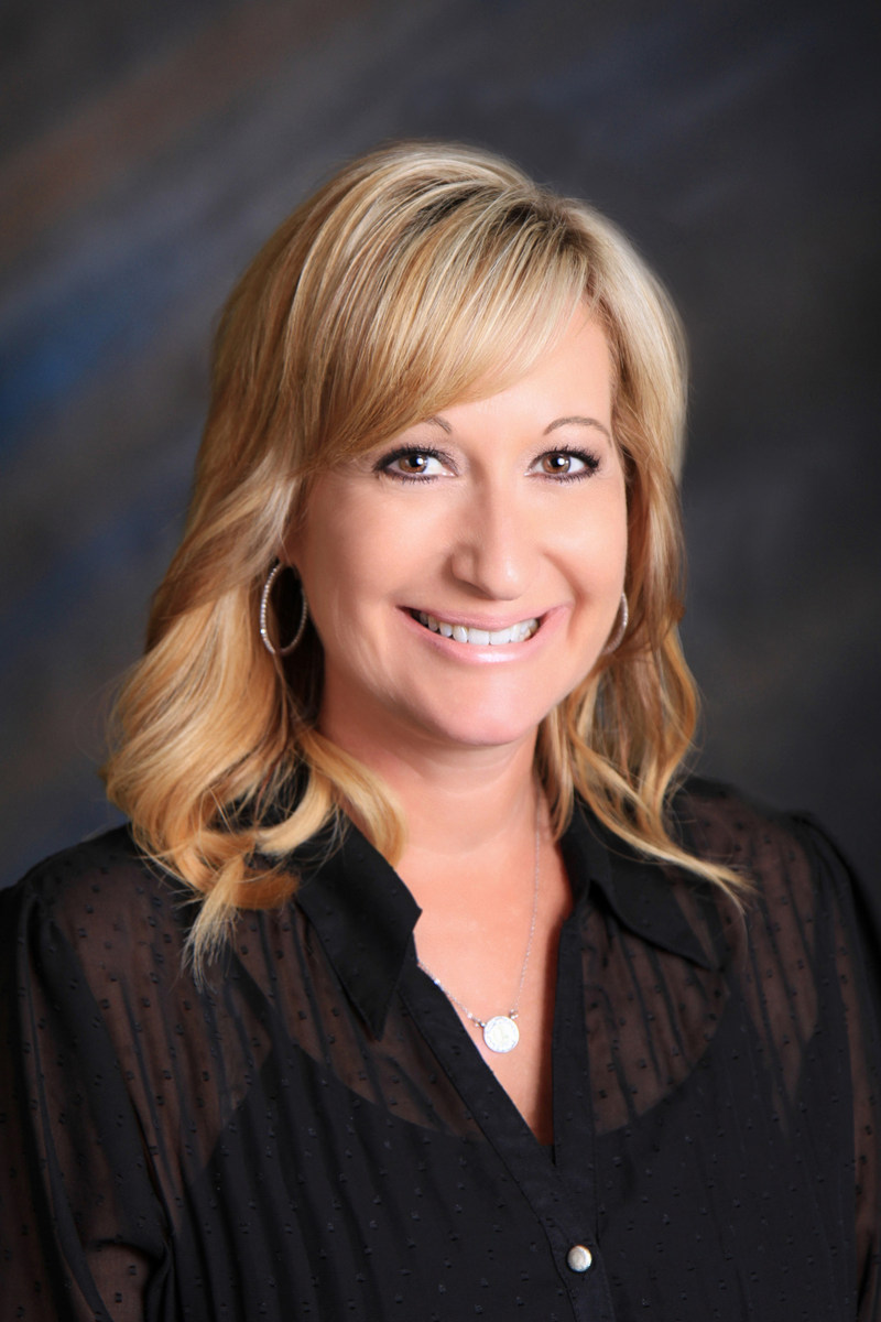 Lisa Harris, Carrington Real Estate Services assistant vice president and manager