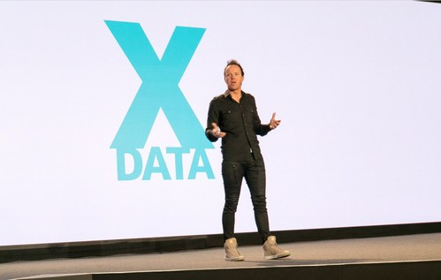 Qualtrics' CEO Ryan Smith announcing the world's first experience management platform last month. Qualtrics today announced a $180M funding round and has added Murray Demo of Atlassian to its board of directors.