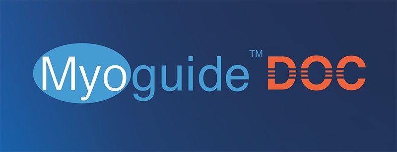 Myoguide DOC patient management for pain and spasticity and treatment outcome tracking