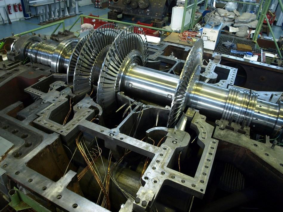Doosan Skoda Power's cutting-edge experimental laboratory headed by Jiri Fiala tackles complex research projects in the area of steam turbines for the entire parent Doosan Group. (PRNewsfoto/Doosan Skoda Power)