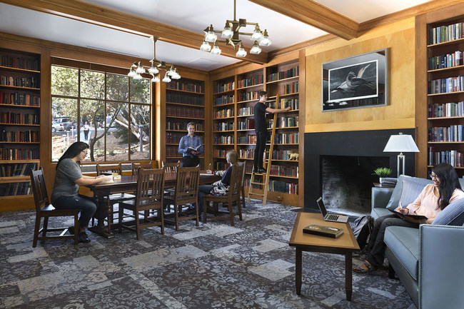Bowles Hall at the University of California Berkeley was honored with the Innovator Award for Best On-Campus renovation. It was one of six Innovator awards won by EdR this year.
