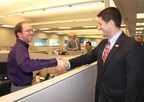 Landmark Credit Union Welcomes Speaker Paul Ryan