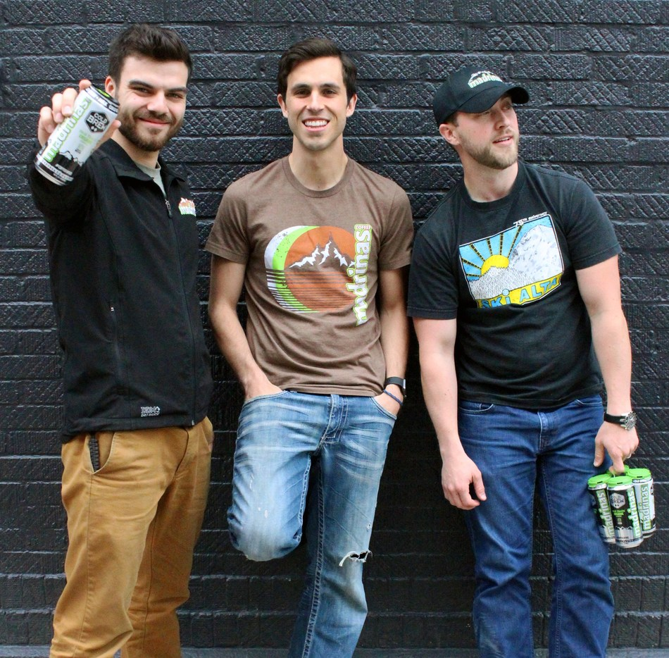 #coffee4fuel team: Cole, Alex, and Justin