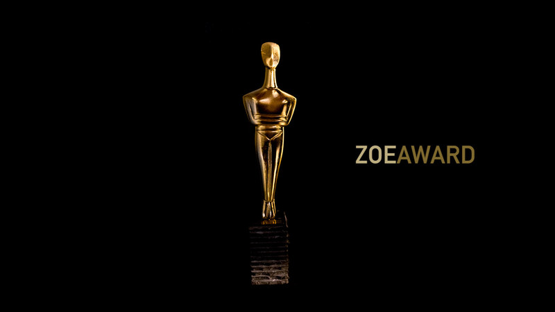 www.lifeartfestival.com / LifeArt Press Gala 2017, Beverly Wilshire Hotel - Revelation of the Zoe Award: a unique statuette designed after the Greek figurine of an archaic woman, the Cycladic Idol. Created by ZOLOTAS House of Jewelry. The Awards Ceremony will take place on July 12th, 2017 at the thrilling Ancient Herodion Theatre under the Acropolis.