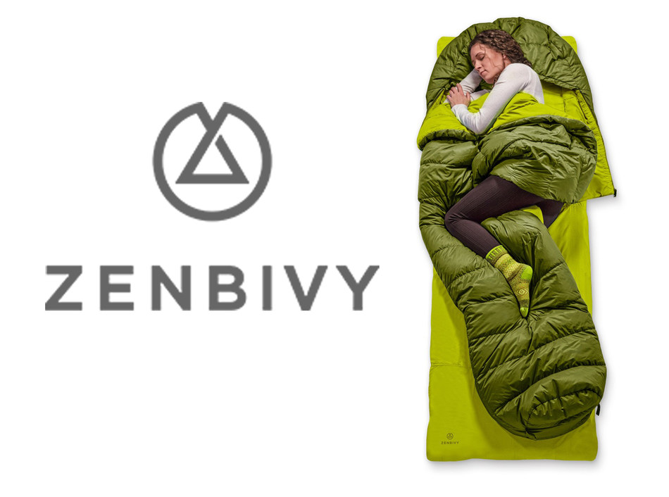 New outdoor-inspired startup Zenbivy will launch a Kickstarter campaign on May 9 to support its flagship product, the Zenbivy Bed.