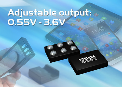 Toshiba's new LDO regulator can be used in a variety of applications that require stable output voltage at high output currents with low power consumption.