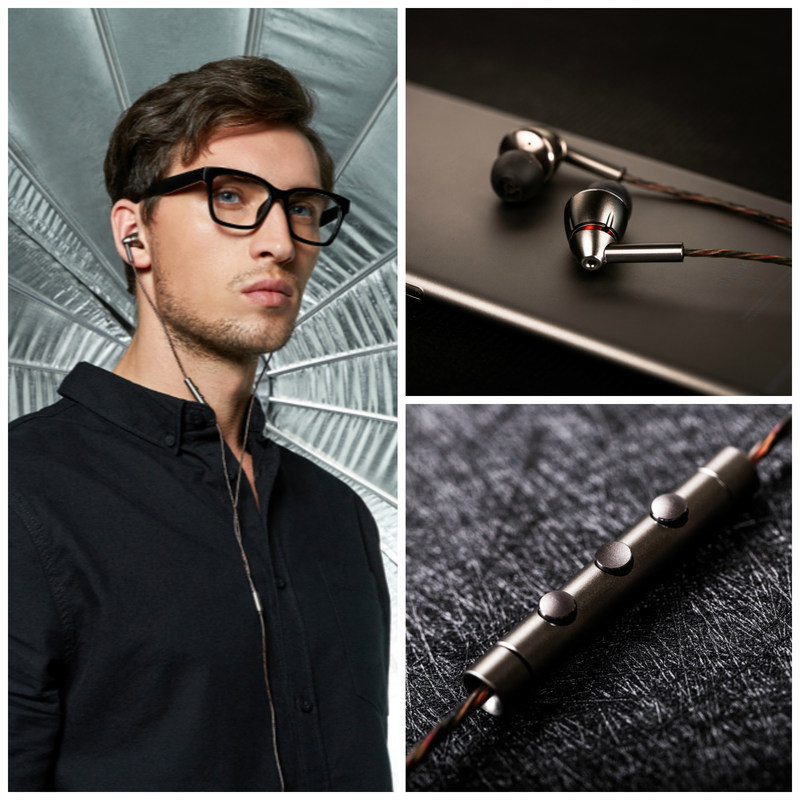 1MORE Quad Driver In-Ear Headphone