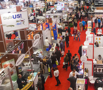GES Canada, the new official supplier in live event services at the Palais des congrès de Montréal, has been collaborating for several years to the success of events held at the Palais, such as SIAL Canada, the International Food & Beverage Tradeshow. (CNW Group/Palais des congrès de Montréal)