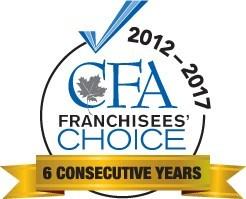 CFA Franchisees' Choice (CNW Group/Lice Squad Canada Inc)