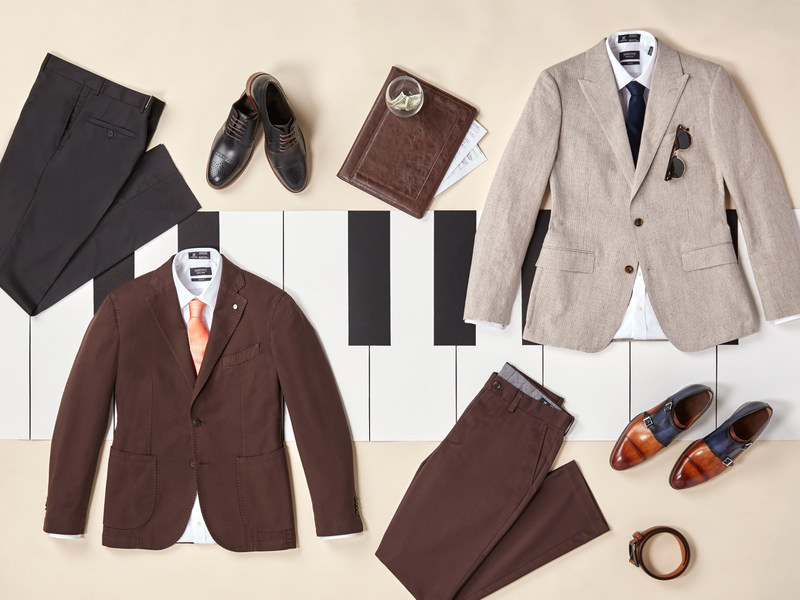Trunk Club and Mary Zophres curate men's looks inspired by 'La La Land'