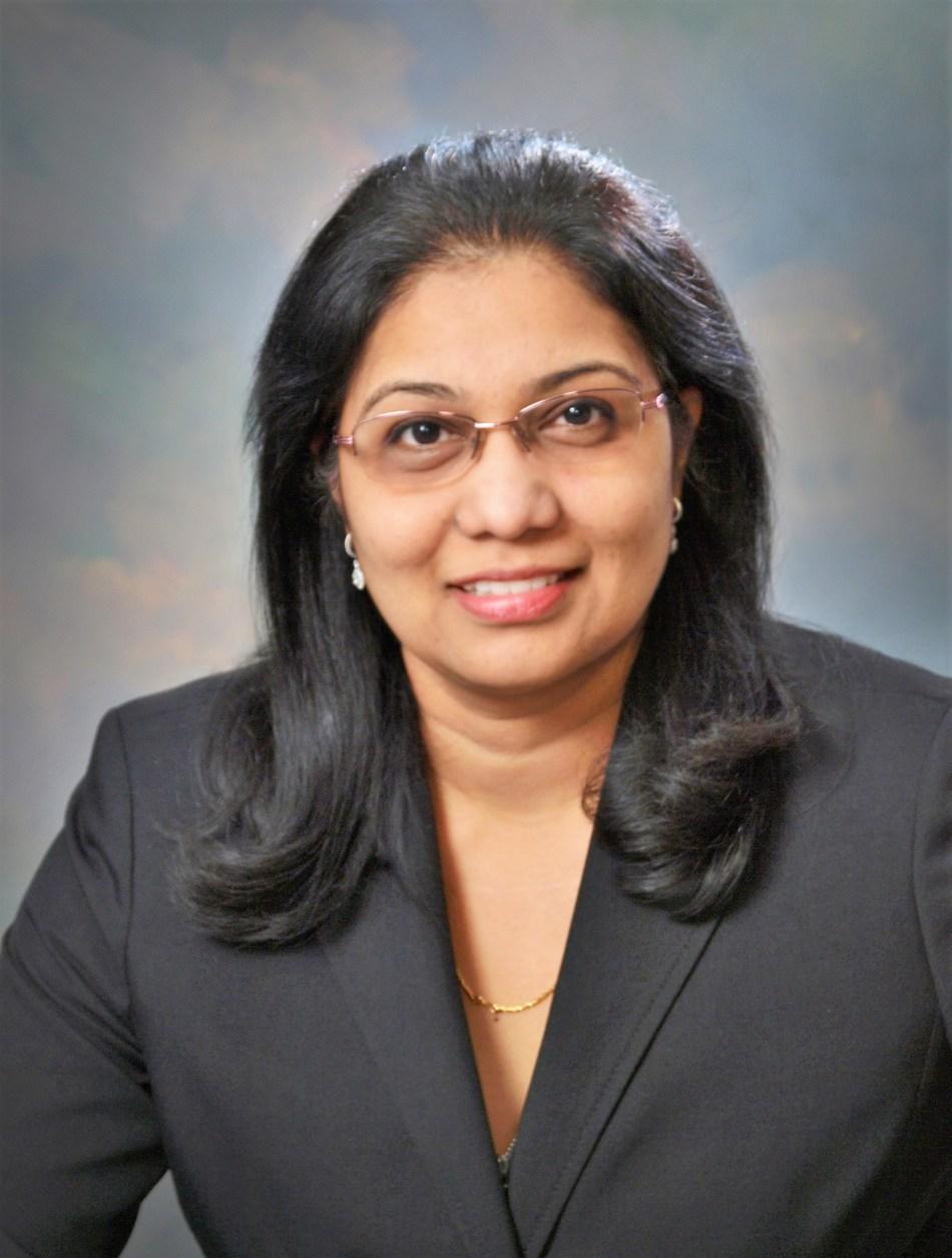 Neeraja Lingam, CEO IndraSoft (PRNewsfoto/IndraSoft, Inc.)