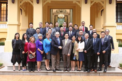 Santa Clara County REALTORS' Visit Vietnam for Real Estate Trade Mission