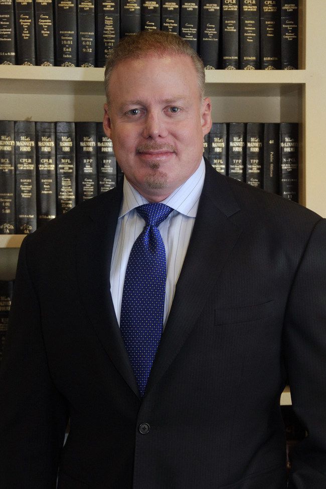Rick Collins, Founding Partner at Collins Gann McCloskey & Barry PLLC