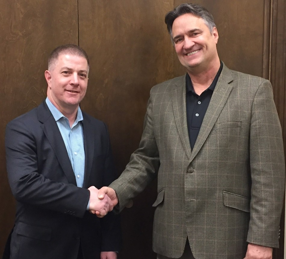 VERTEX Forms Forensic Accounting Group. Marc Fiore, CFO of VERTEX and Ron Boyle, Founder, Boyle Consulting Group.
