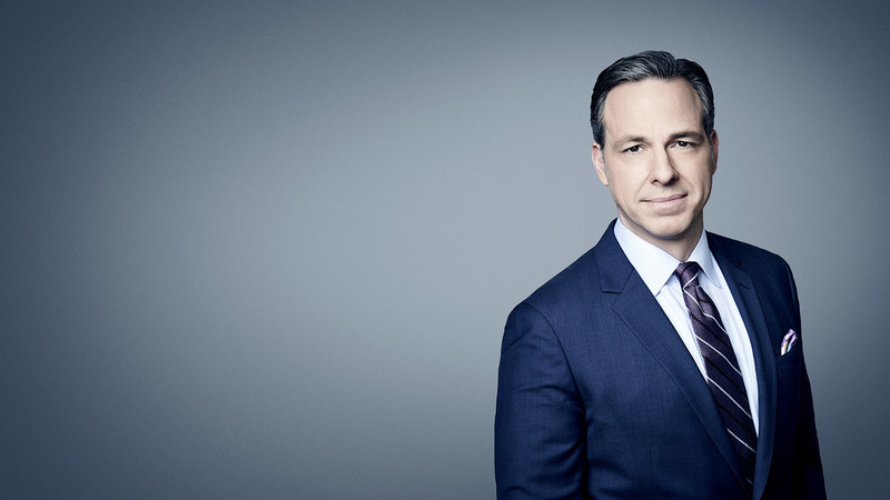 Jake Tapper, CNN anchor and chief Washington correspondent, will be honoured for upholding the highest standards of excellence and inspiring working journalists around the world at the 2017 CJF Awards in Toronto on June 8. (CNW Group/Canadian Journalism Foundation)