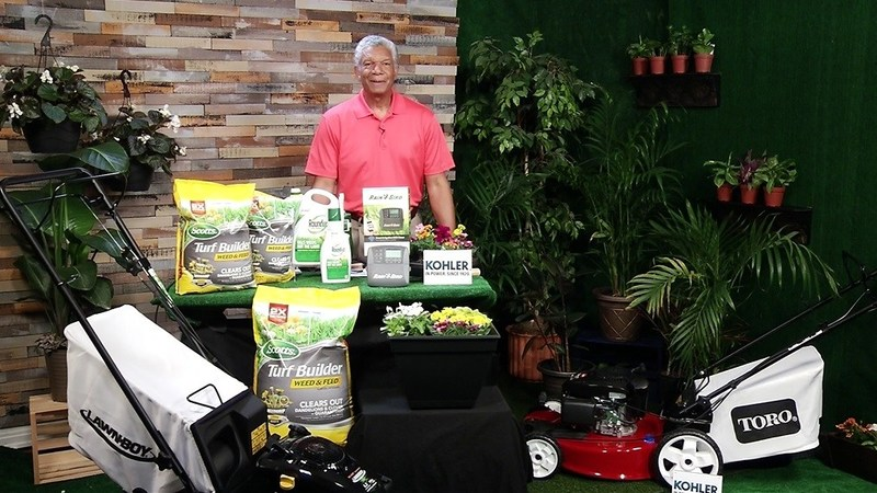 Joe share some tip for sprucing up the yard for the spring and summer months!