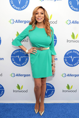 TV Host Wendy Williams Leads the Conversation on the Importance of Bowel Health