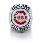 Jostens delivers Chicago Cubs World Championship Ring