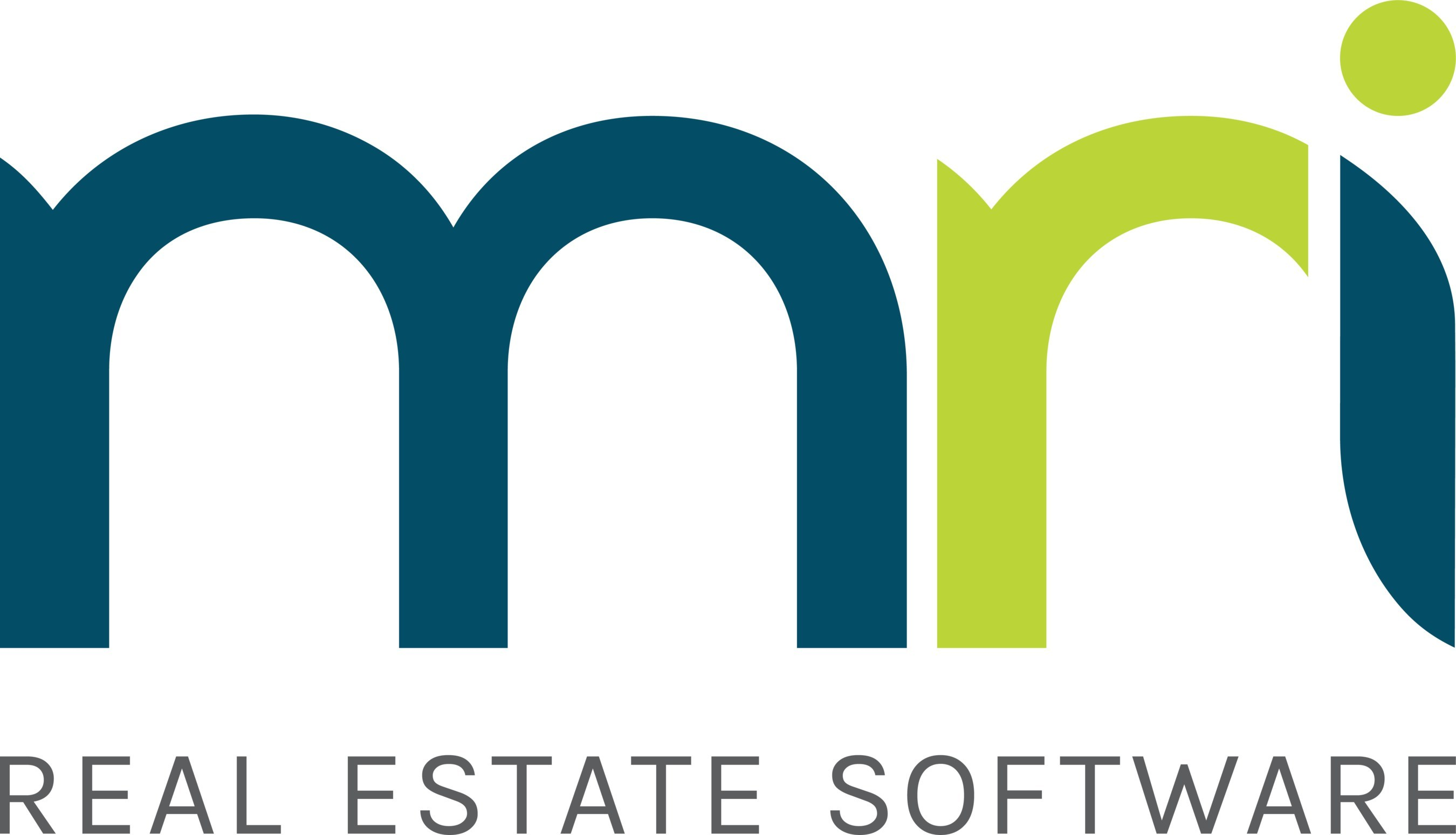 MRI Software logo (PRNewsfoto/MRI Software)